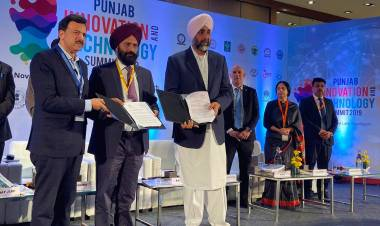 CICU INKS MOU WITH Department of Science, Technology & Environment, Govt. of Punjab.