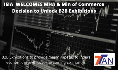 Indian Exhibition Industry Association Thanks Ministry of Home Affairs and Ministry of Commerce, Govt. of India for Re-opening of B2B Exhibitions in Unlock 5.0