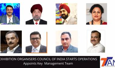 EXHIBITION ORGANISERS COUNCIL OF INDIA STARTS OPERATIONS, APPOINTS KEY MANAGEMENT TEAM