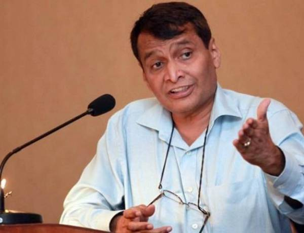 India worst sufferer if world trade does not grow, warns Suresh Prabhu