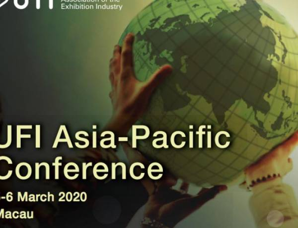 New dates confirmed: UFI Asia-Pacific Conference / Digital Innovation Forum in Macau to take place August 26 through 28