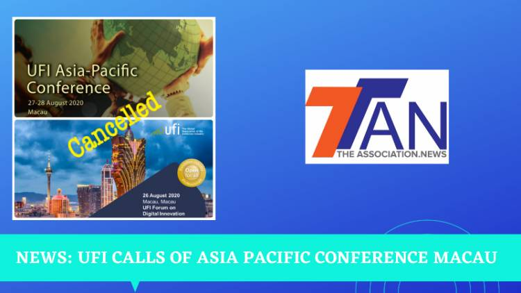 UFI Asia-Pacific Conference & Digital Innovation Forum cancelled for 2020