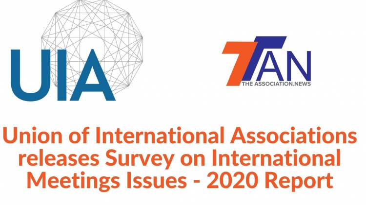 Union of International Associations releases Survey on International Meetings Issues - 2020 Report