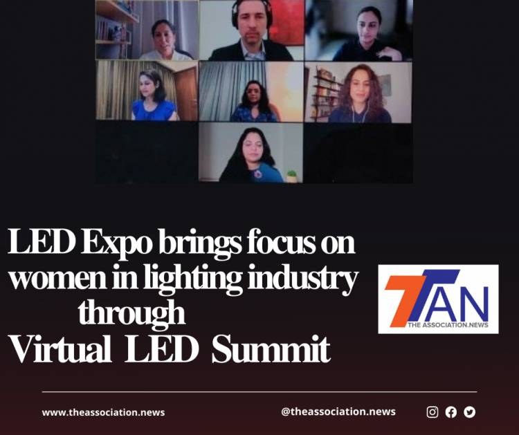 LED Expo brings focus on women in lighting industry through virtual LED Summit